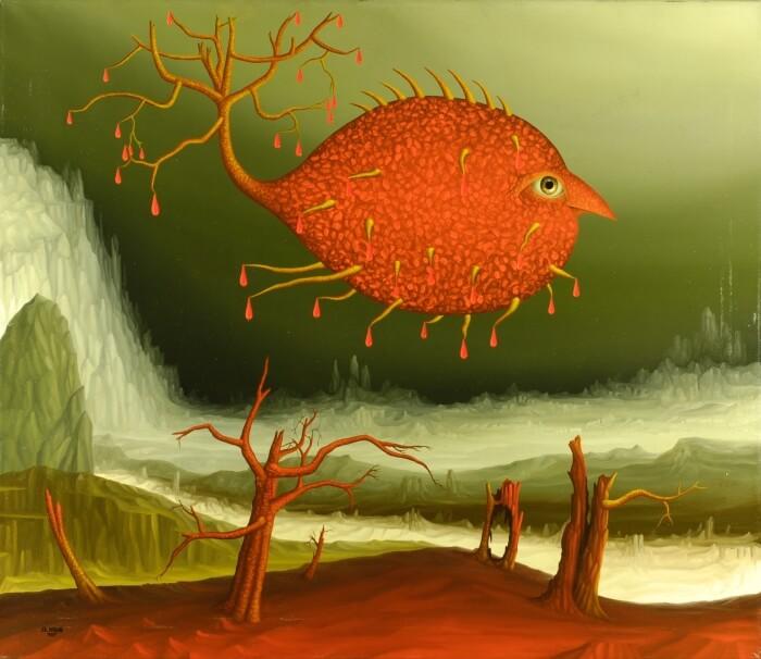 Der Rubinfisch von Siegbert Hahn