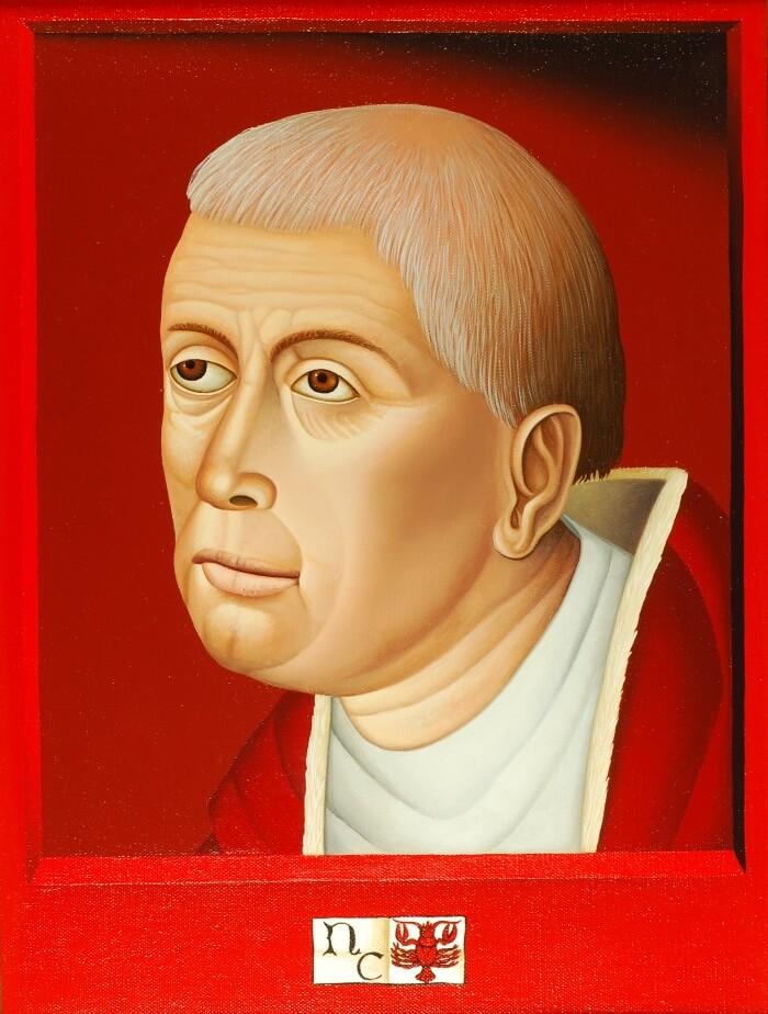 Nicolaus de Cusa von Siegbert Hahn