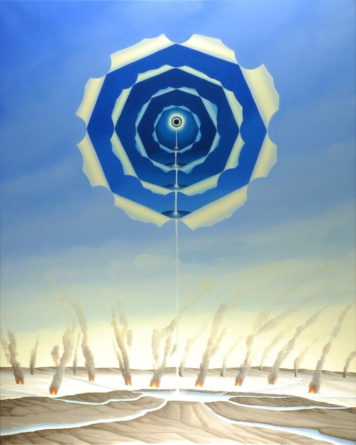 Geschenk an die Erde von Siegbert Hahn