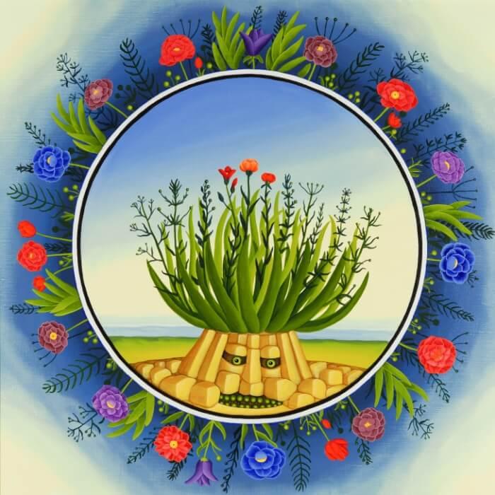 Der Pflanzengeist von Siegbert Hahn
